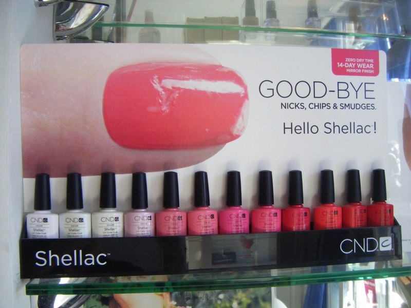 Shellac colours